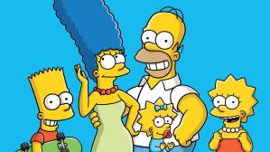 I Simpson citano Stranger Things nel poster dell'episodio numero 666