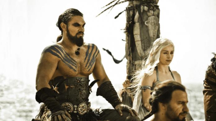 Drogo e Daenerys