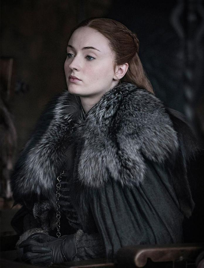 Sansa Stark (Credits: Helen Sloan/HBO)