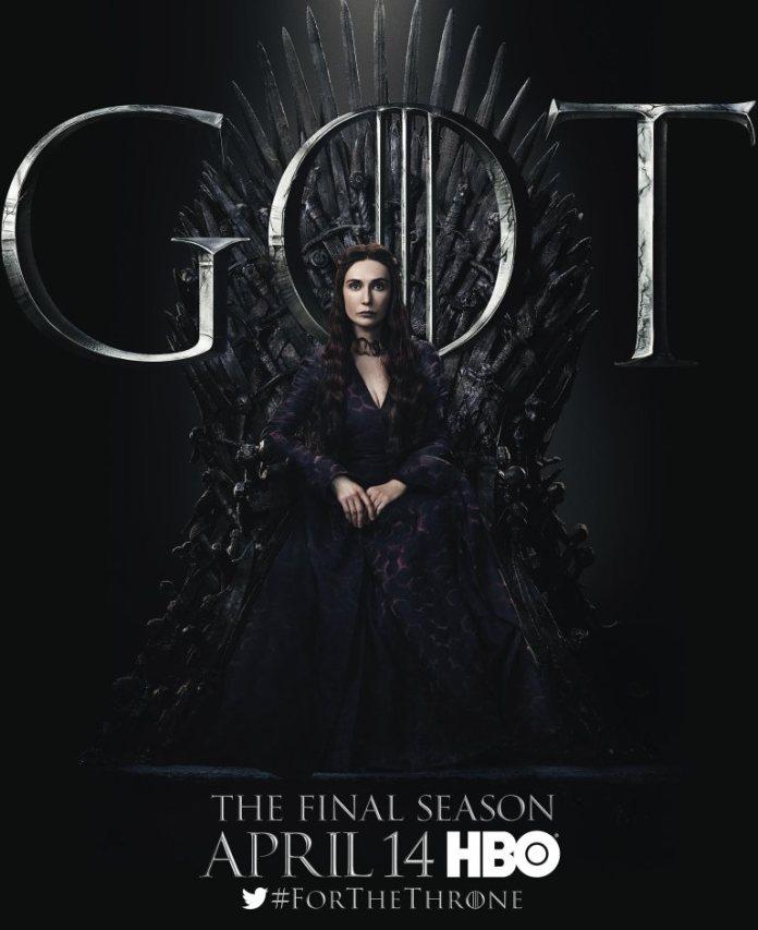 Game Of Thrones - Melisandre (Carice van Houten)