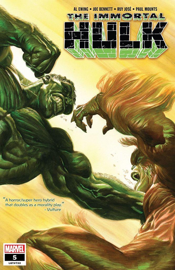 L'Immortale Hulk   5