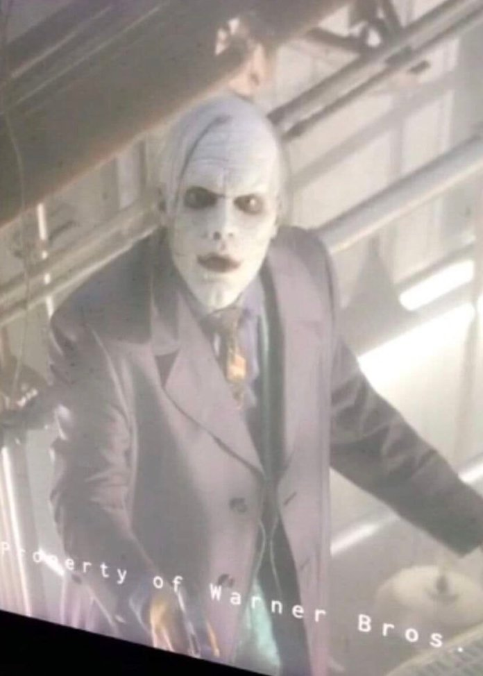Joker, look definitivo ultima puntata di Gotham?