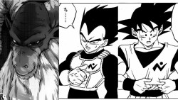 Dragon Ball Super: Vegeta ed un sorprendente salvataggio