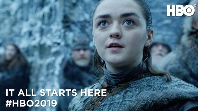 Arya Stark - Game of Thrones 8