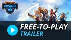 """Battlerite Royale f2p: trailer di lancio e """"big patch"""""""