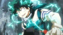 My Hero Academia: Midoriya mette un limite al suo nuovo potere [Spoiler]