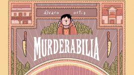 MURDERABILIA: stella del moderno fumetto spagnolo