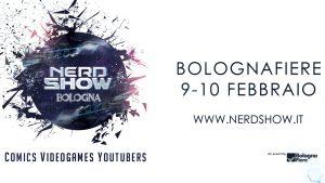 Nerd Show: il programma di sabato 9