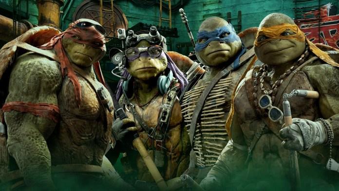 Tartarughe Ninja film live-action.  Netflix e Nickelodeon all'opera per una nuova serie