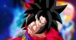 Dragon Ball Super: il super saiyan 4 di Shintani