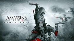 Assassin's Creed III Remastered è disponibile da oggi