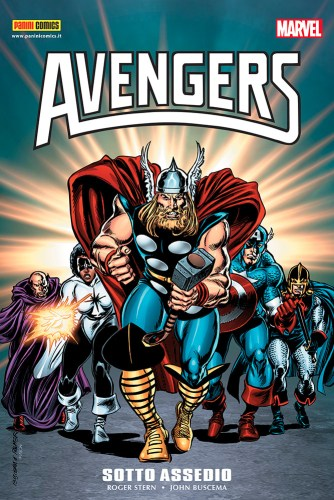 Avengers – Sotto Assedio