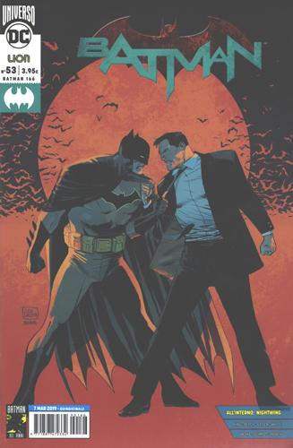 Batman 53 - RW Edizioni: annunciate le uscite DC Comics del 23 marzo 2019