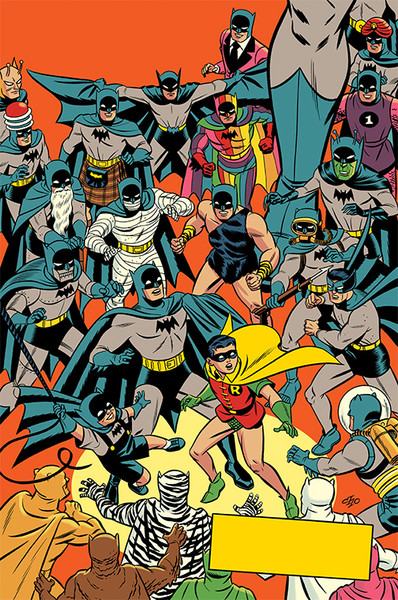 Detective Comics #1000 - Variant 1950