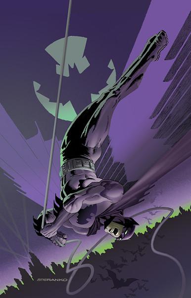 Detective Comics #1000 - Variant 1960