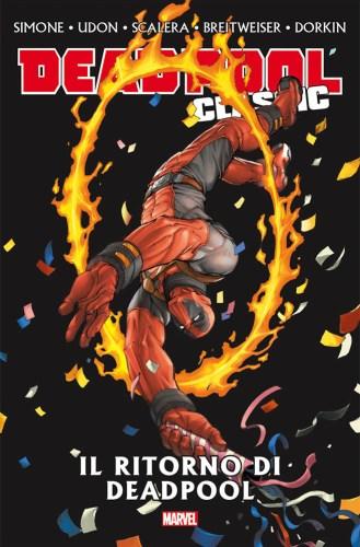 Deadpool Classic 16