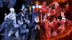 Disney villains: quando i cattivi diventano protagonisti