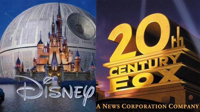 Disney e Fox Marvel