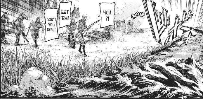 attacco dei giganti zeke levi morto