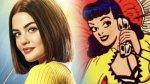 Lucy Hale in 'Katy Keene': sui social festeggia l'inizio delle riprese.