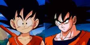 Dragon Ball: quando Goku incontrò se stesso