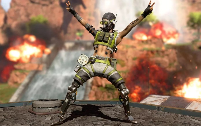 Octane Apex legends