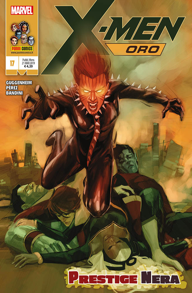 X-Men Oro 17 - Regular