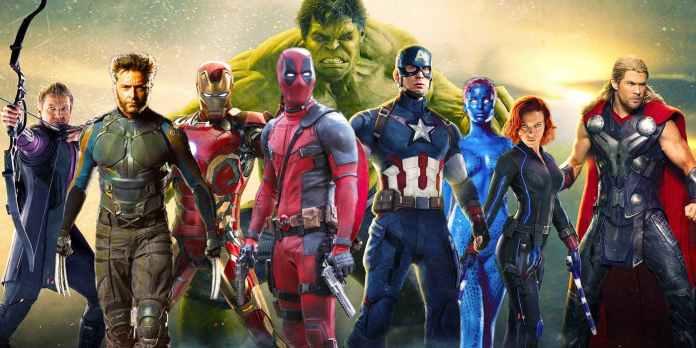 Fox e Disney Marvel