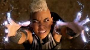 La star di X-Men: Dark Phoenix non crede in una relazione tra Black Panther e Storm