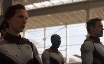 Avengers Endgame Quantic Realm Suits