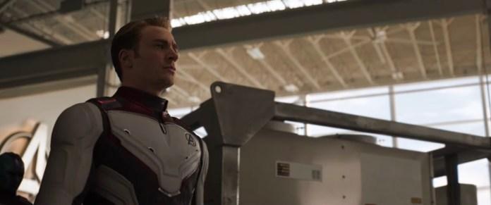 Nuovi Costumi Avengers: Endgame - Steve Rogers