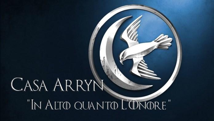 Casa Arryn - Logo | Game of Thrones 8: nuovi dettagli scovati dall'analisi del trailer