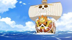 One Piece, Tutte le navi pirata Supernova