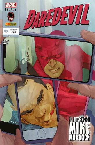 Panini Comics: annunciate le uscite Marvel del 7 marzo 2019 - Daredevil 90
