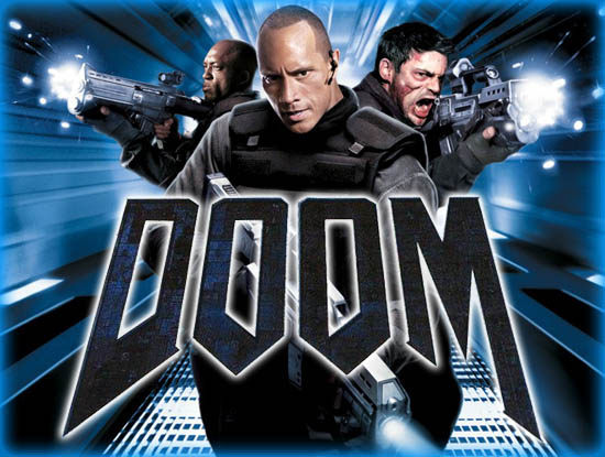 Doom - the rock