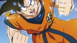 Dragon Ball, Yusuke Murata disegna Goku in versione Super Saiyan