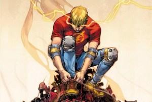 Flash Year One: le prime tavole del fumetto sull'anno uno di Barry Allen