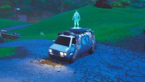 Fortnite: scoperto il Respawn Van e dove trovarlo