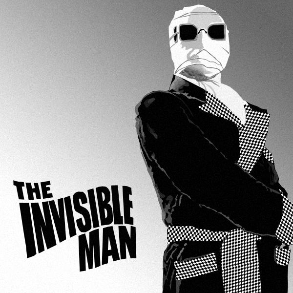 The Invisible Man - Armie Hammer, Alexander Skarsgard, Johnny Depp