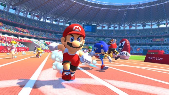 Sega Giochi Olimpici Tokyo 2020
