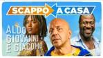 Scappo a Casa: Aldo Baglio incontra i fan Giovedì 21 marzo