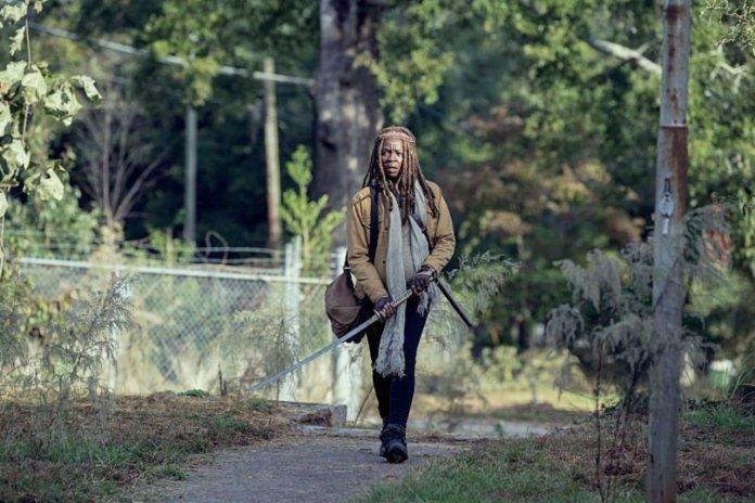 """Michonne (Credits: AMC) - The Walking Dead 9×14: """"Cicatrici"""", cosa è successo nel nuovo episodio"""