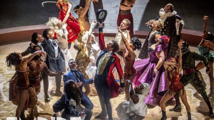 The Greatest Showman Musical - Hugh Jackman film
