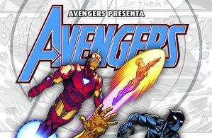 Panini Comics: Arrivano gli Avengers, gli eroi più potenti della Terra!