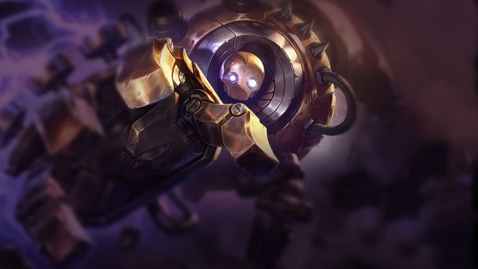 Blitzcrank League of Legends