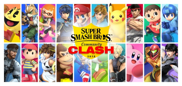 Super Smash Bros. Community Clash 2019