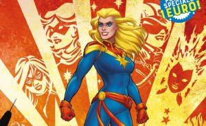 "Panini Comics presenta ""Captain Marvel"""