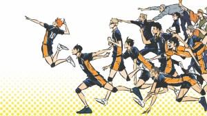 Haikyu 346: Inizia il secondo set! [SPOILER]