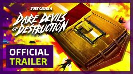 Just Cause 4: Dare Devil of Destruction ora disponibile