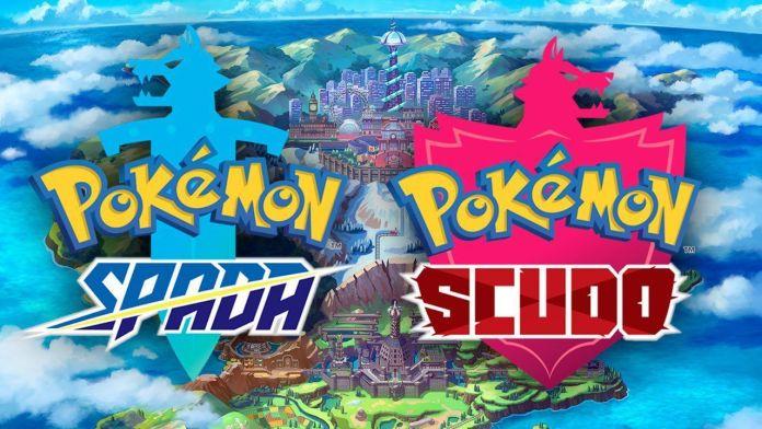 Pokémon Spada e scudo Nintendo